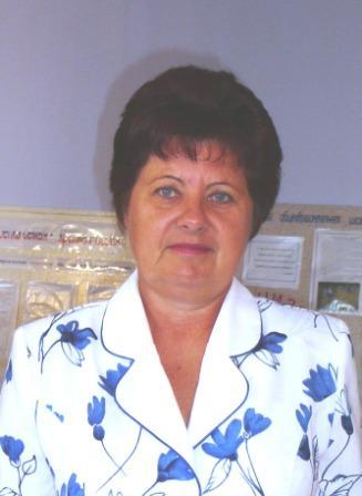 Хозяйка кабинета географии - Ольга Степановна